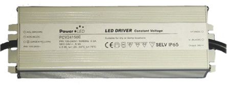 PowerLED Constant Voltage LED Driver 150W 24V