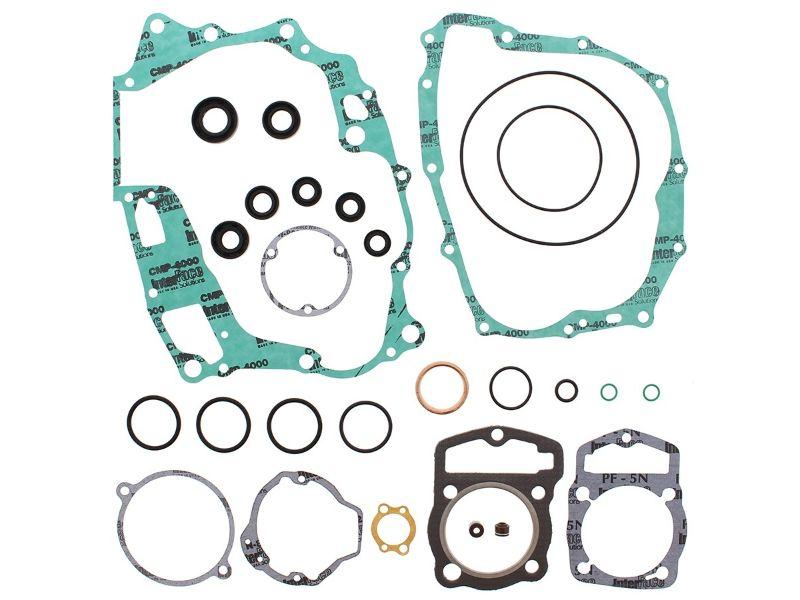 Vertex Complete Gasket Kit with Oil Seals (811240) Honda XR200R 1993-2002