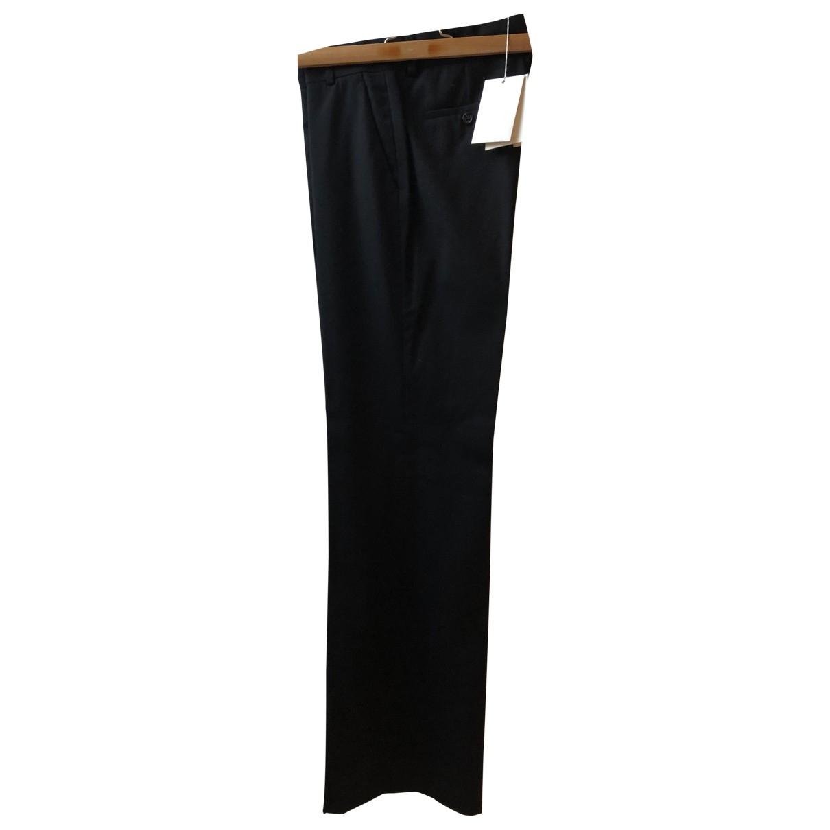 Pantalon recto de Lana Nicole Farhi