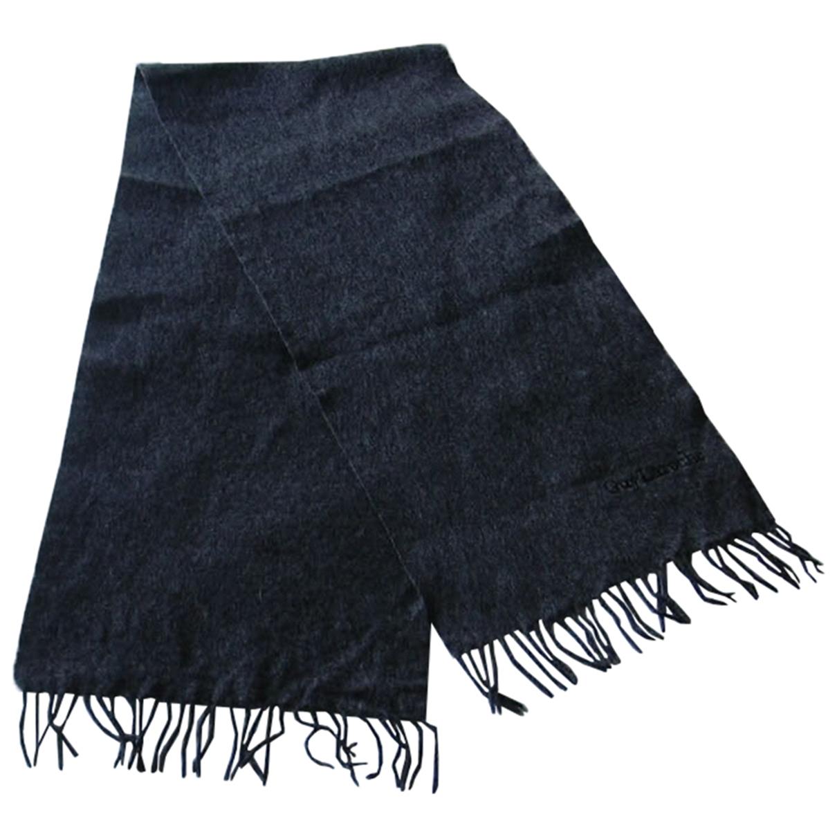 Guy Laroche \N Grey Cashmere scarf for Women \N