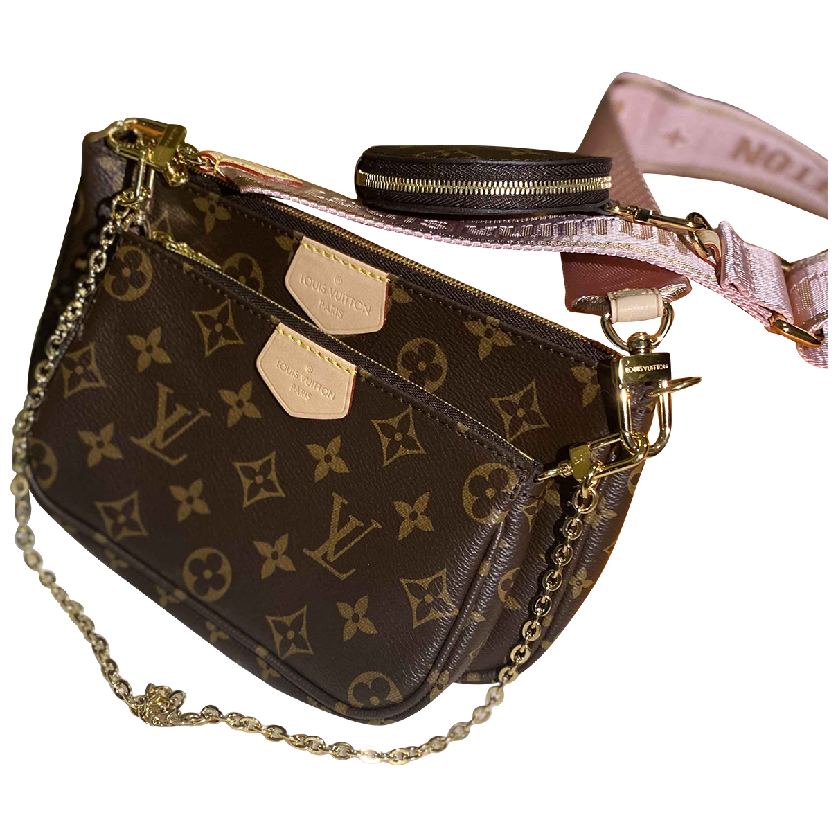 Pochette Multi Pochette Access de Lona Louis Vuitton