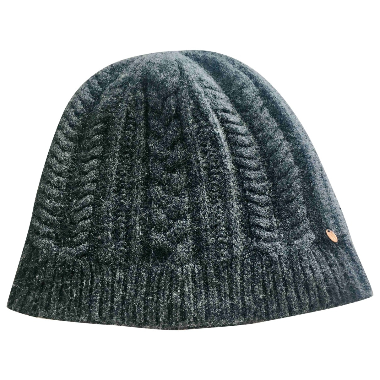Delicatelove \N Anthracite Cashmere hat for Women 54 cm