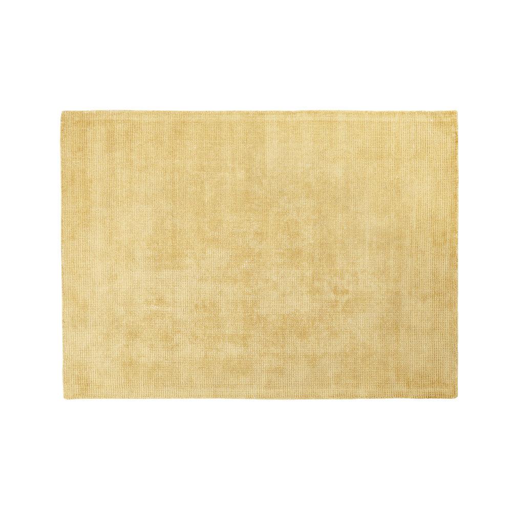 Teppich in Senfgelb 140x200