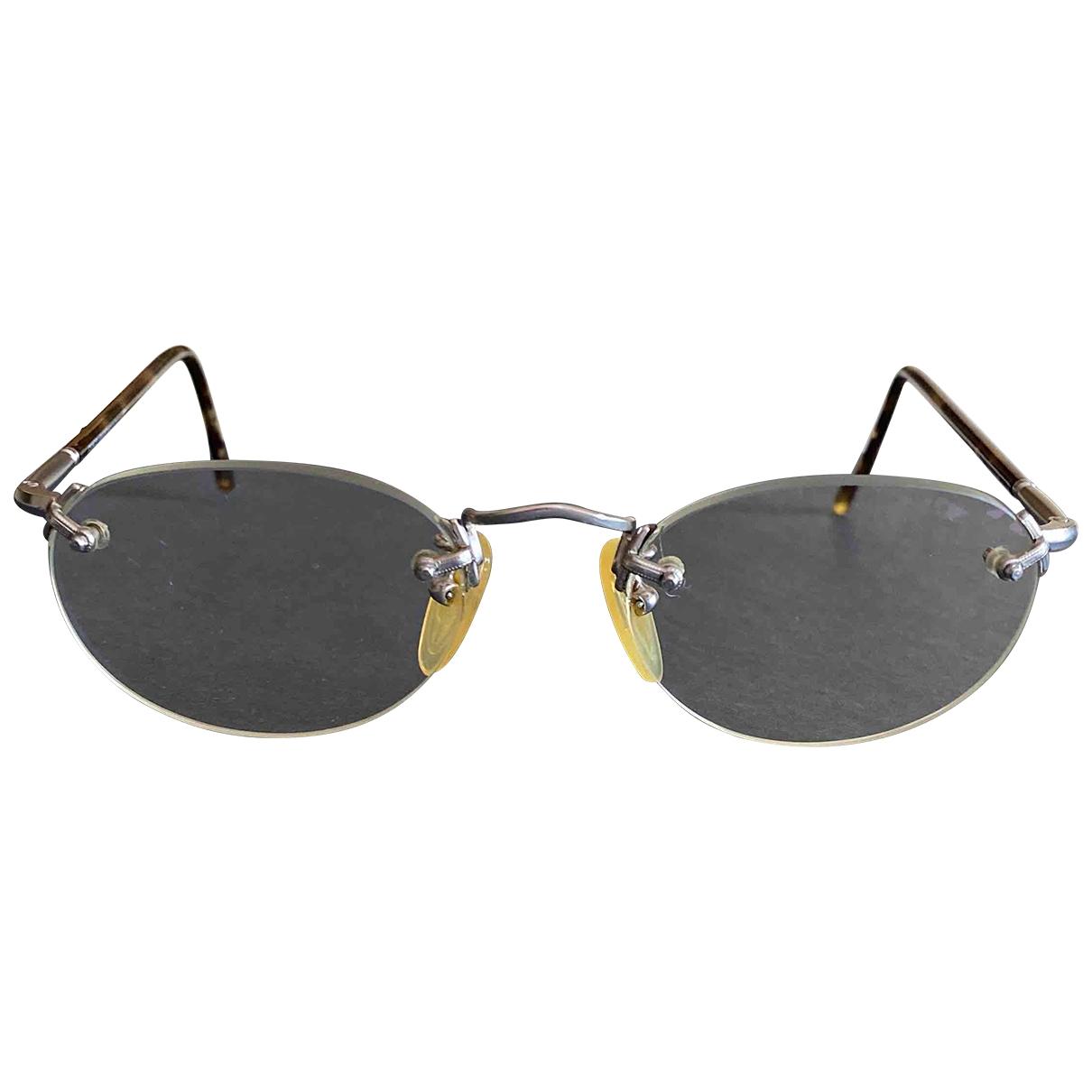 Giorgio Armani \N Sonnenbrillen in  Bunt Metall