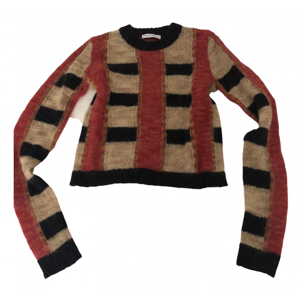 J.w. Anderson - Pull   pour femme en laine - multicolore