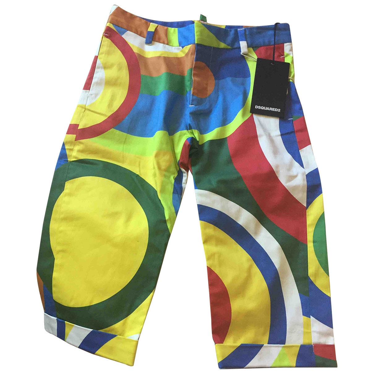 Pantalon corto Dsquared2