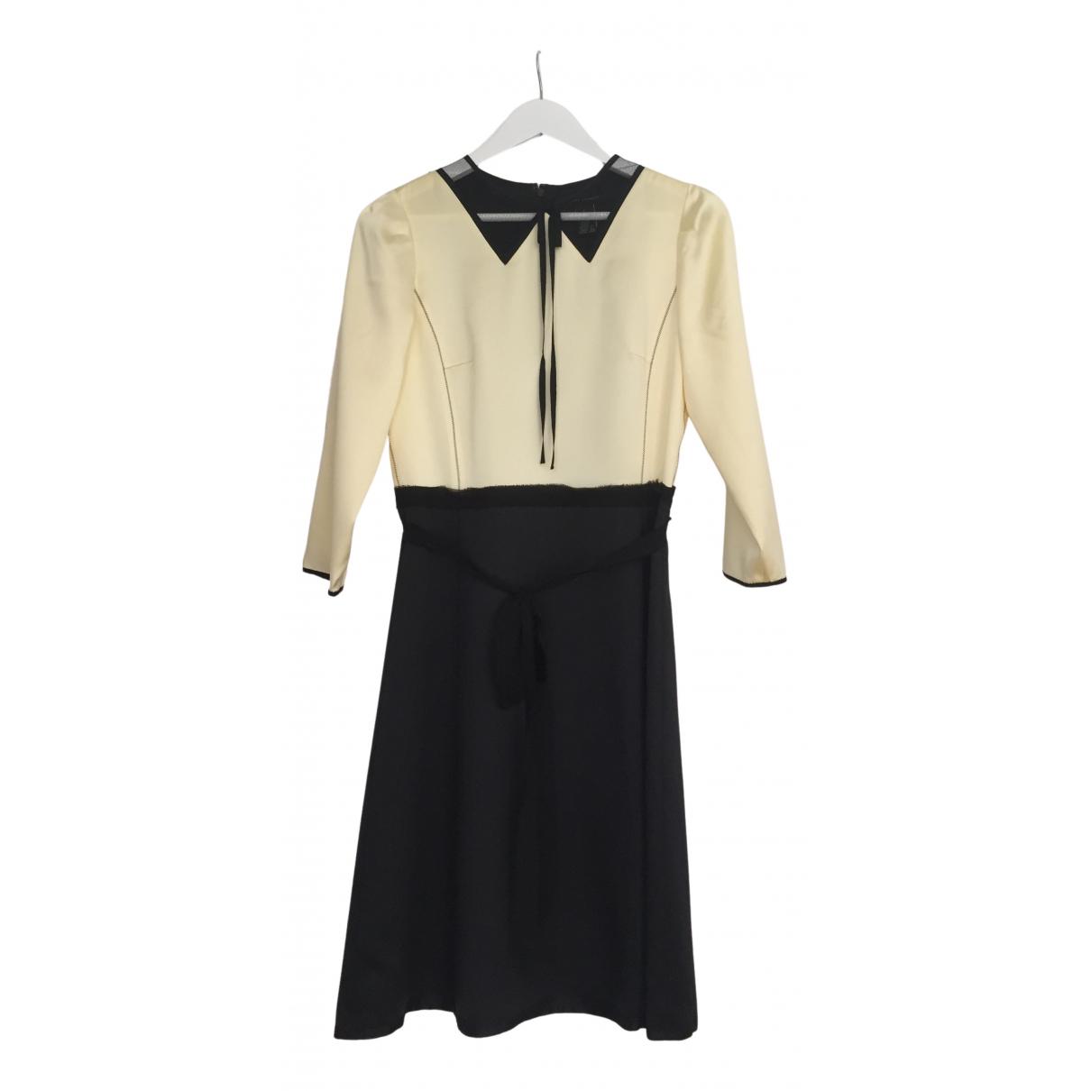 Marc Jacobs \N Kleid in  Bunt Seide