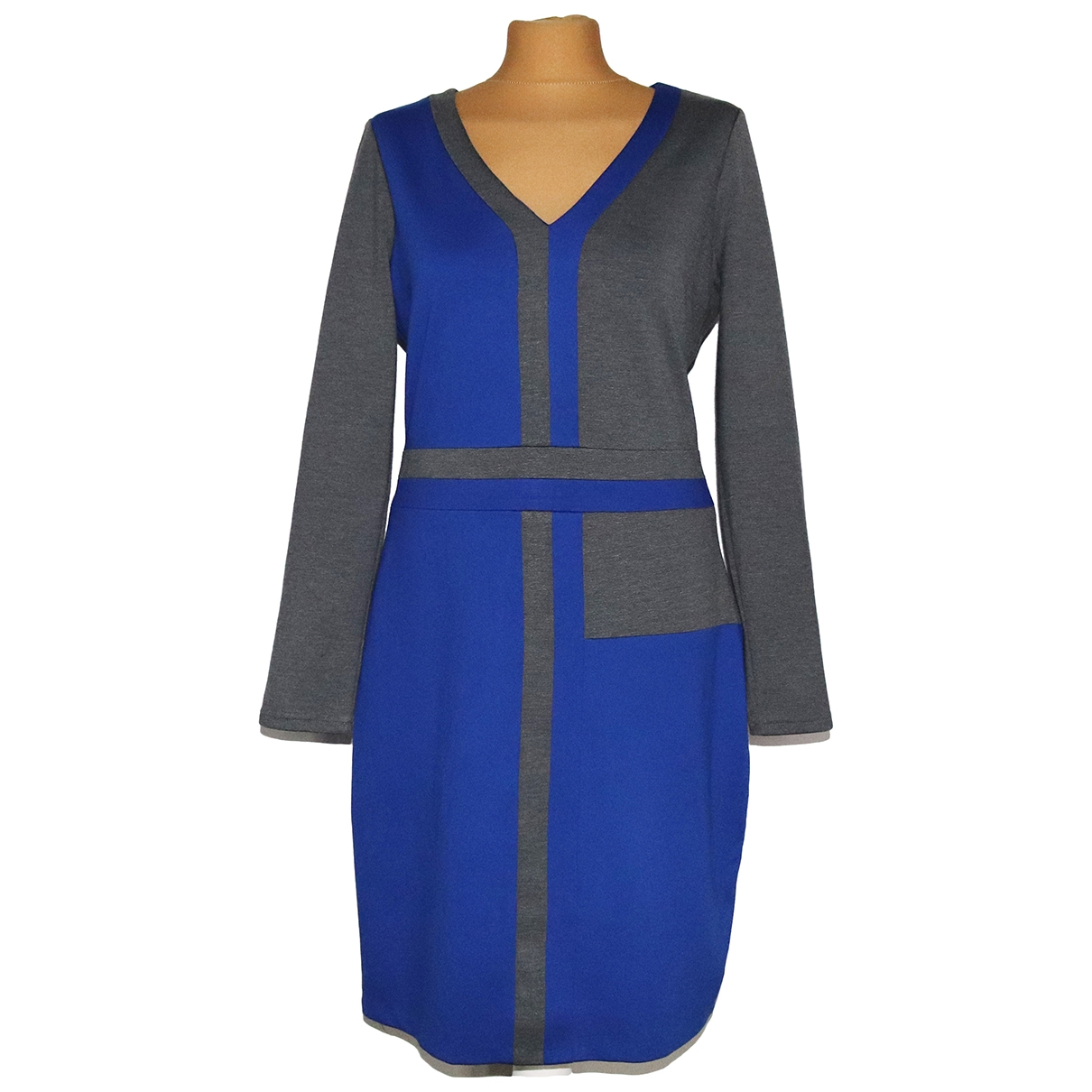 Badgley Mischka - Robe   pour femme - multicolore