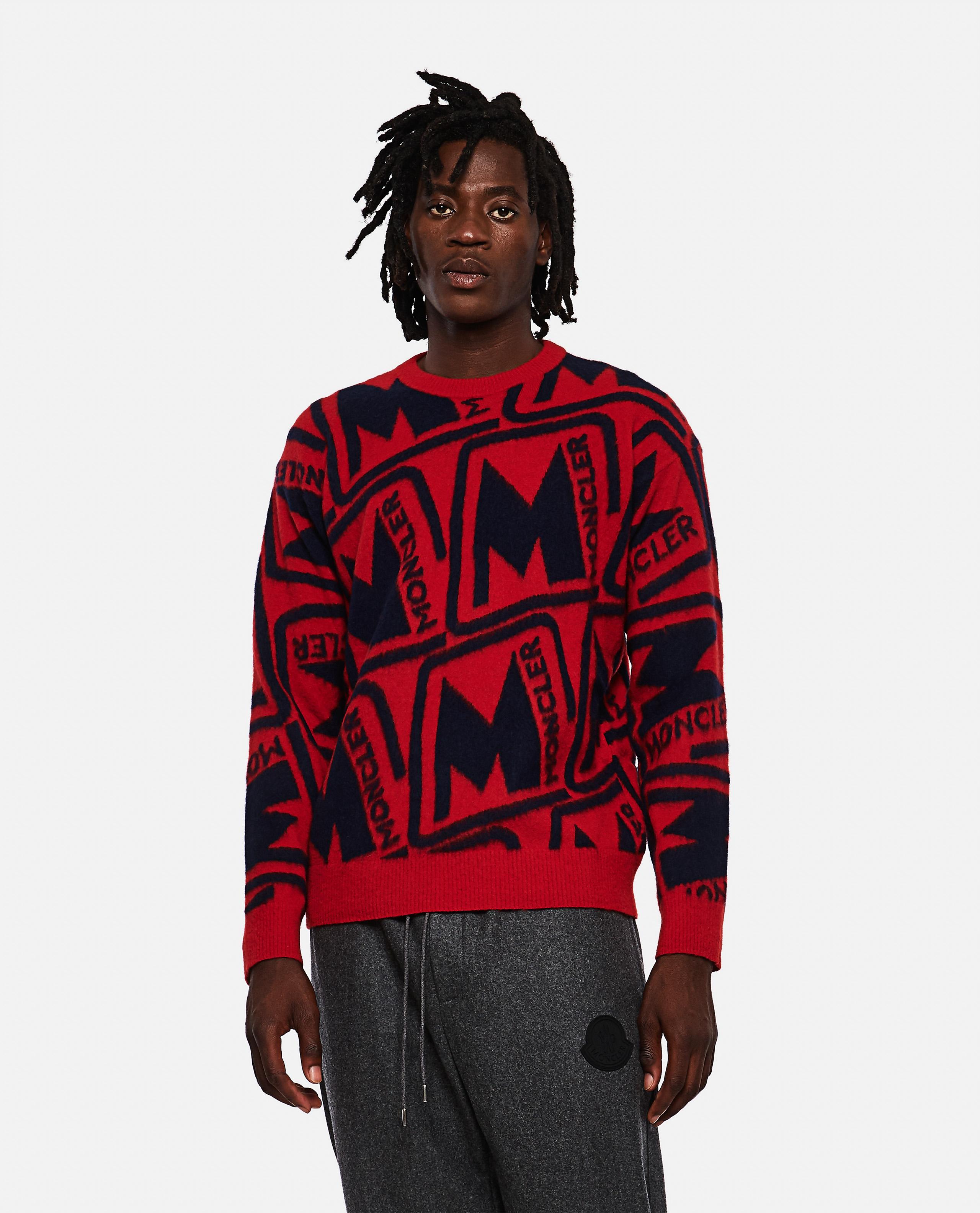 Sweater texture logo