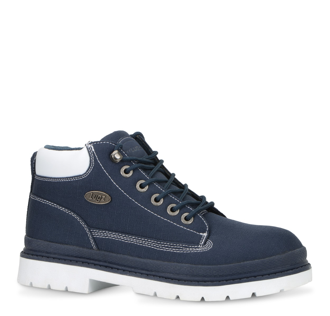 Men's Drifter Ripstop Chukka Boot (Choose Your Color: NAVY/WHITE, Choose Your Size: 13.0)