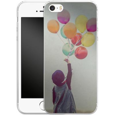 Apple iPhone 5 Silikon Handyhuelle - Nubis von Marie-Luise Schmidt