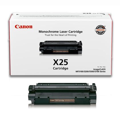 Canon X25 8489A001AA cartouche de toner originale noire