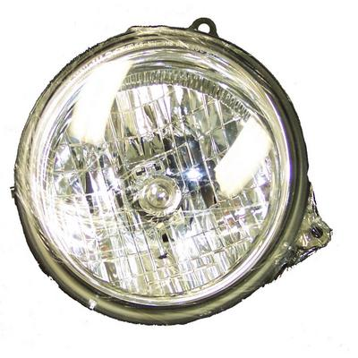 Omix-ADA Headlight Assembly (Clear) - 12402.13