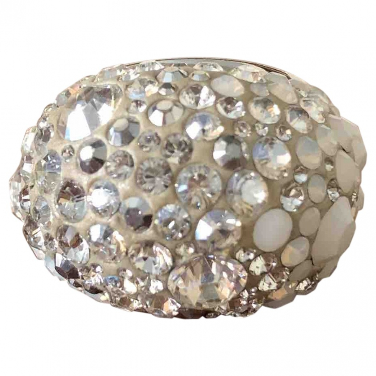 Swarovski - Bague   pour femme en cristal - metallise