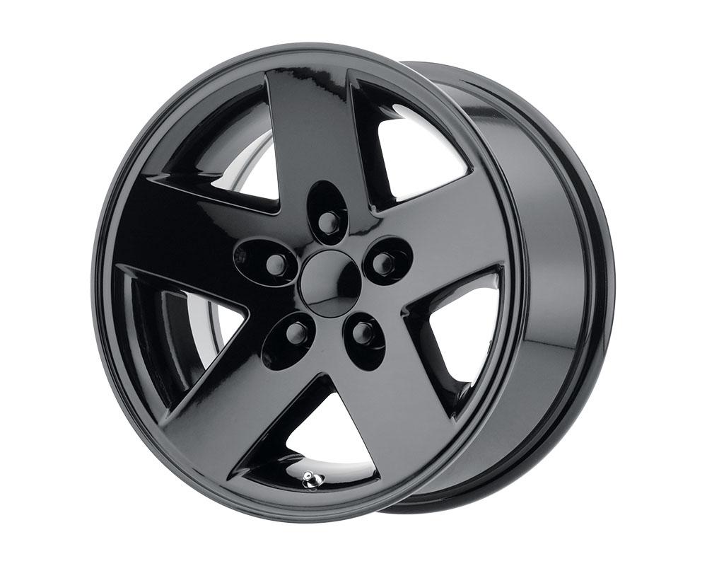 OE Creations 185GB-68650 PR185 Wheel 16x8 5x5x114.3 +0mm Gloss Black