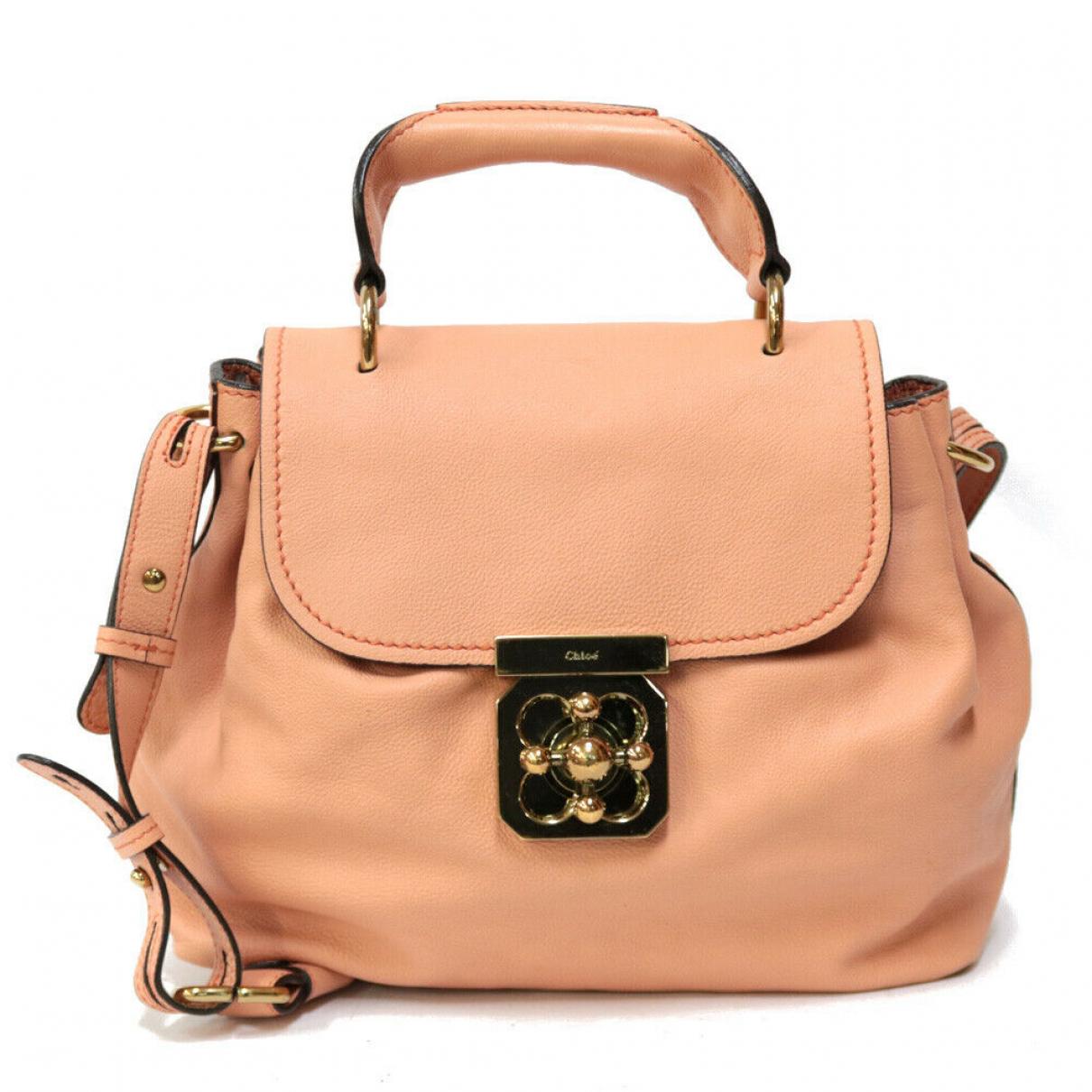 Chloé N Leather handbag for Women N
