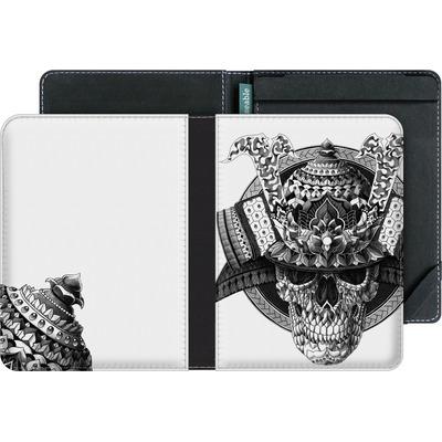tolino vision eBook Reader Huelle - Samurai Skull von BIOWORKZ
