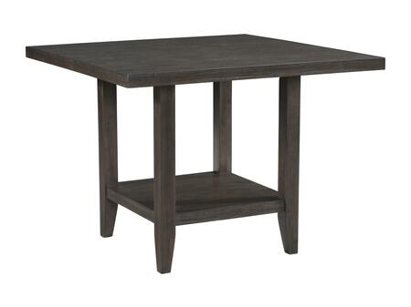Collection 5060-57 Counter Height Table in Black