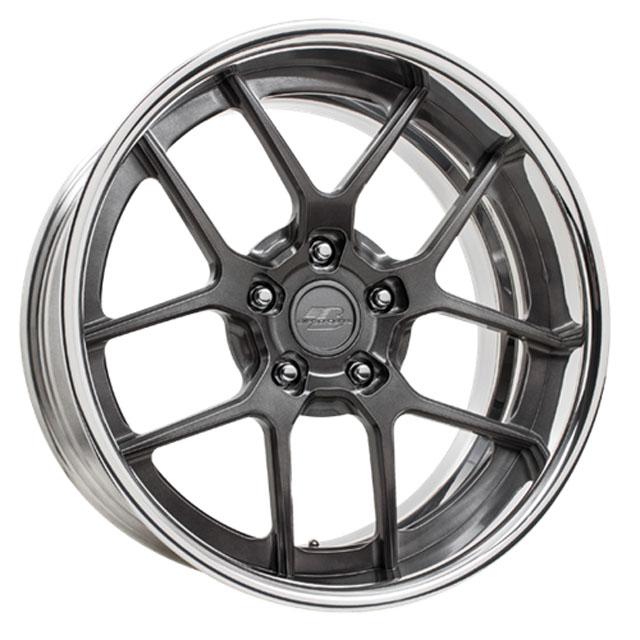 Billet Specialties MT25205Custom GTR Concave Shallow Wheel 20x10.5