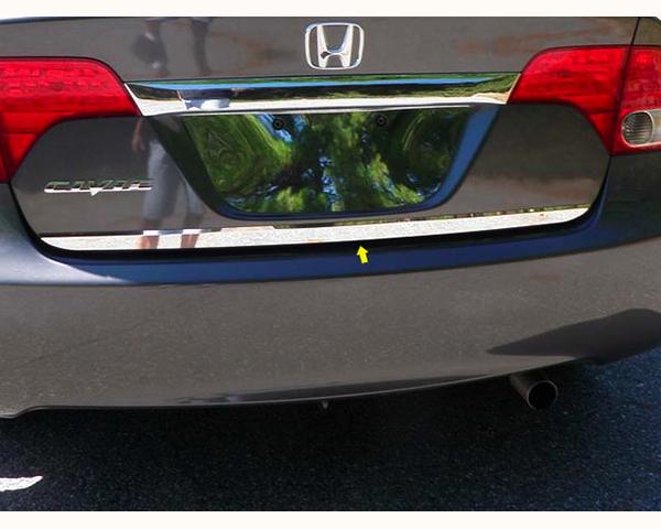 Quality Automotive Accessories 1.25-Inch Width Rear Deck Trim Honda Civic 2009