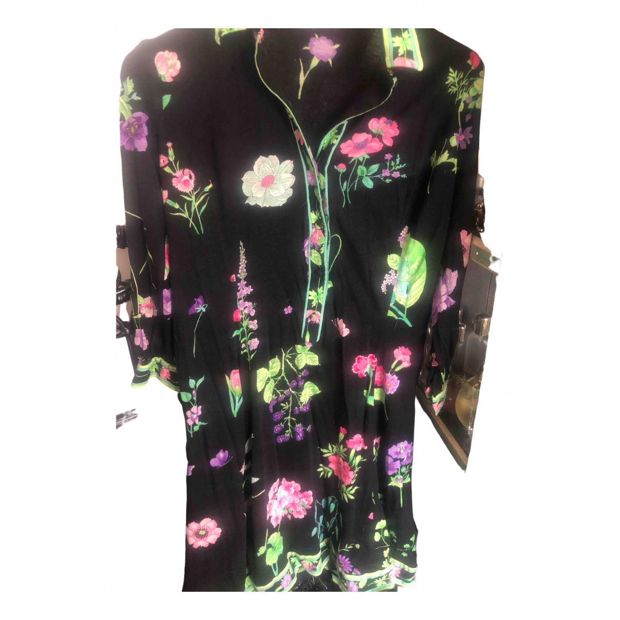 Leonard \N Kleid in  Bunt Baumwolle