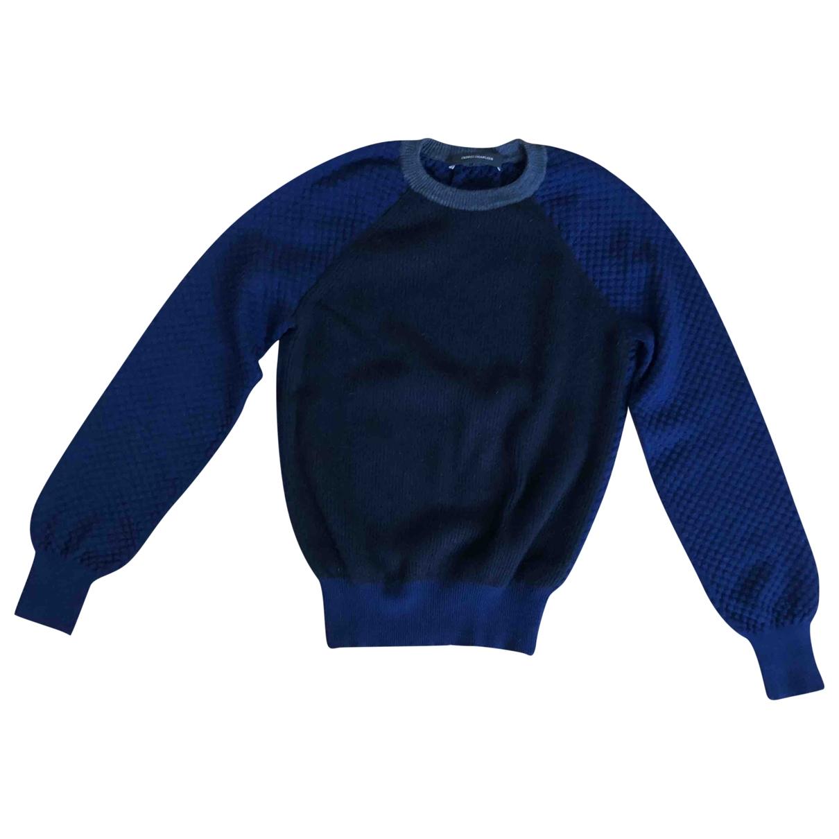 Cédric Charlier \N Multicolour Wool Knitwear for Women 40 IT