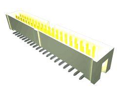 Samtec , Flex Stack HTST, 10 Way, 2 Row, Vertical Header (27)