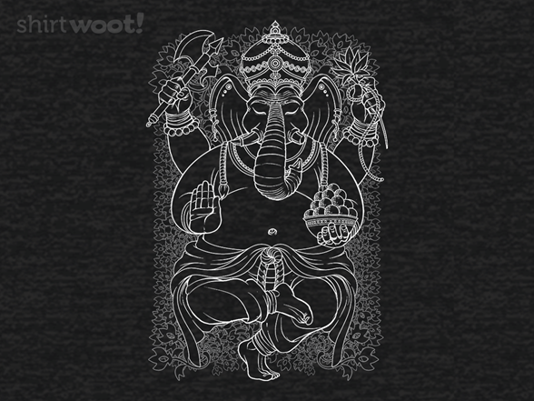 Elephant Wisdom T Shirt