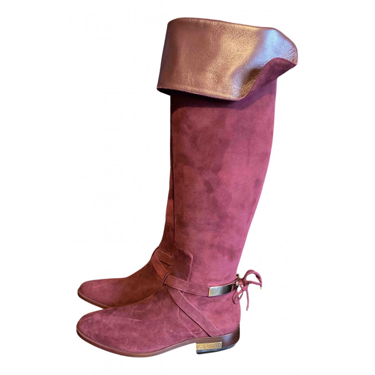 Botas altas Diorider Dior