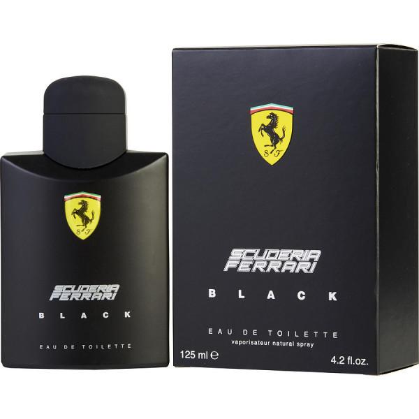 Ferrari Scuderia Black - Ferrari Eau de toilette en espray 125 ML