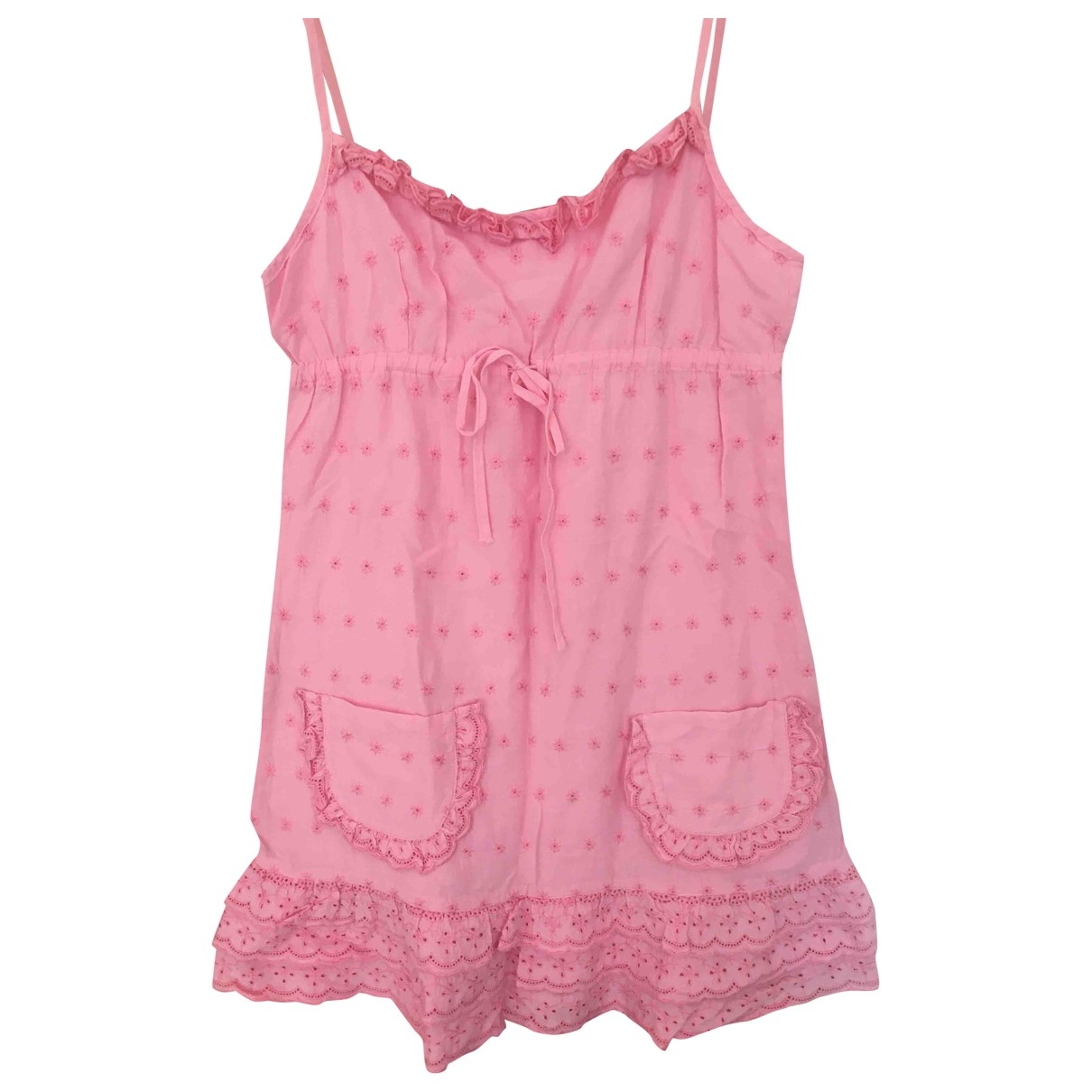 Juicy Couture \N Pink Cotton dress for Women XS International