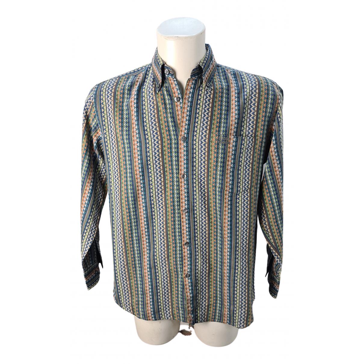 Missoni N Multicolour Cotton Shirts for Men L International