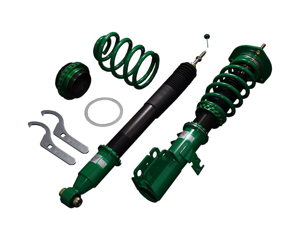 TEIN VSA80-CUSS3 FLEX Z Coilover Kit Honda Accord CM7 FF 2003-2007 USA