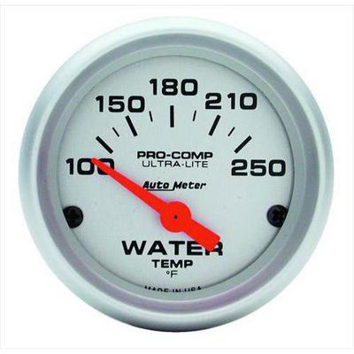 Auto Meter Ultra-Lite Series Water Temperature - 4337
