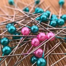 100pcs Random Color Sewing Pin
