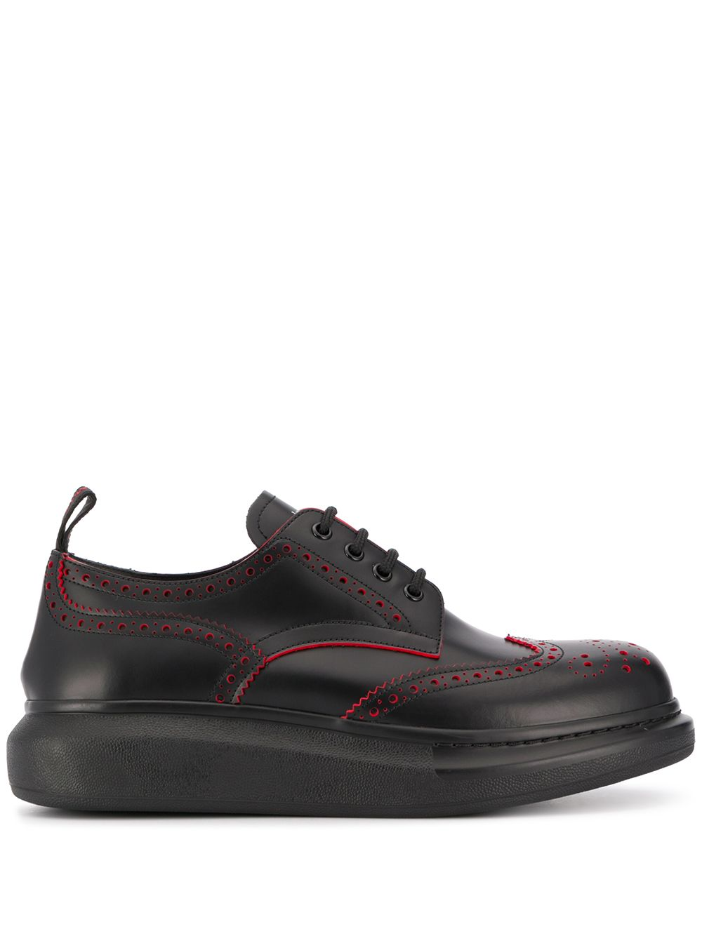 Hybrid Leather Brogues