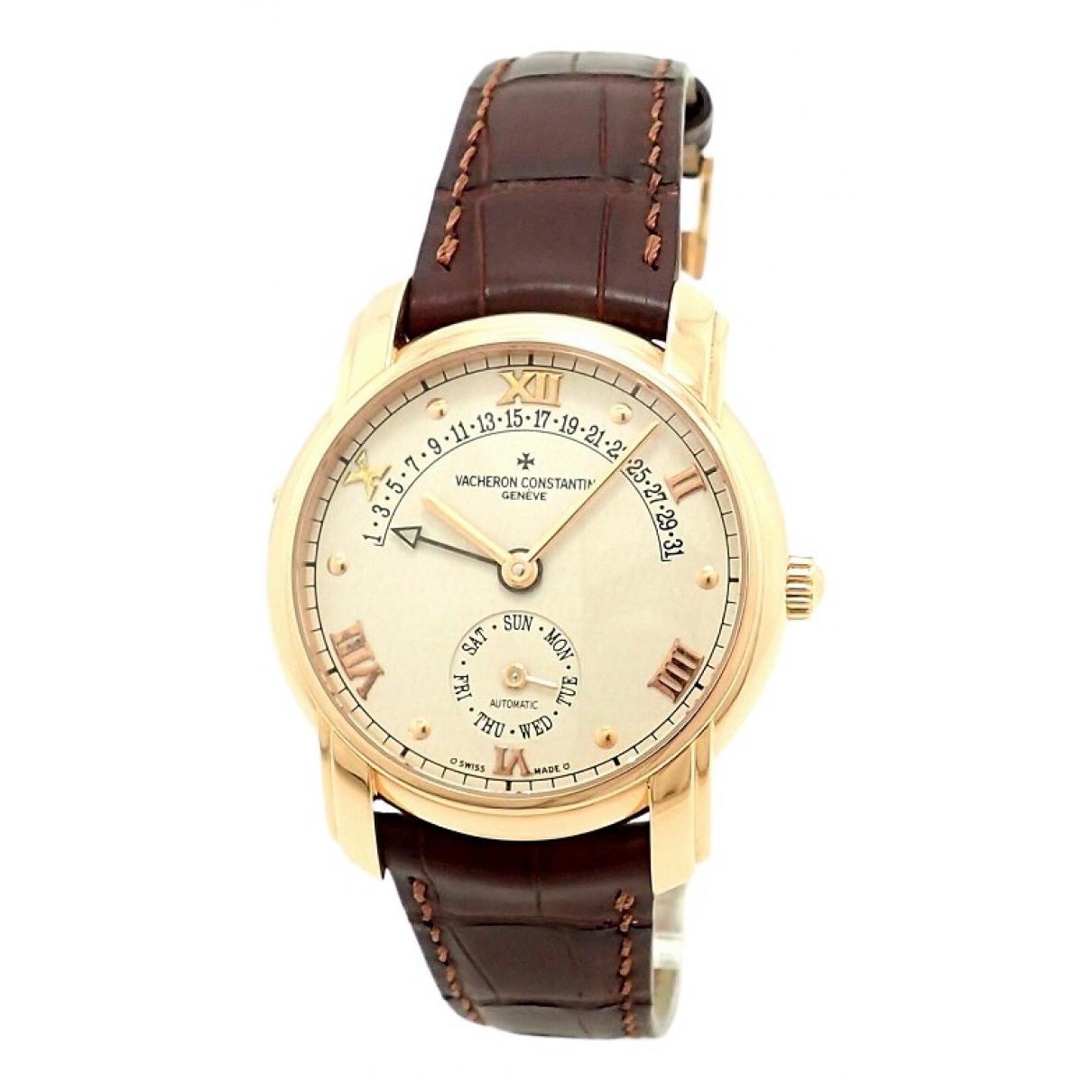 Reloj Patrimony de Oro amarillo Vacheron Constantin