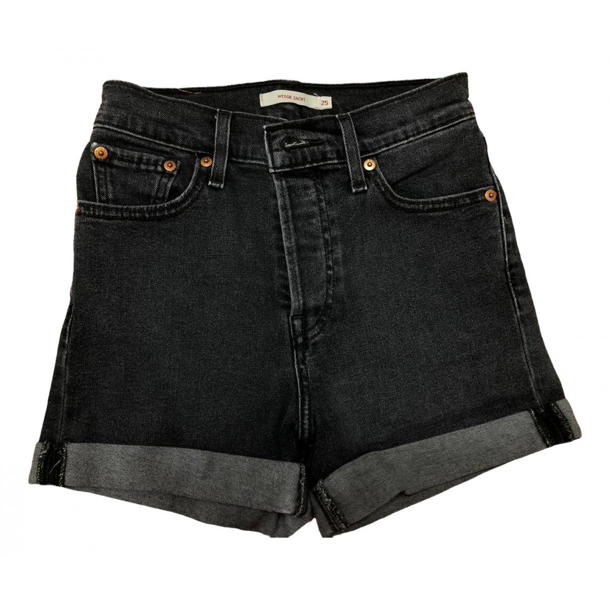 Levi's \N Denim - Jeans Shorts for Women 36 IT