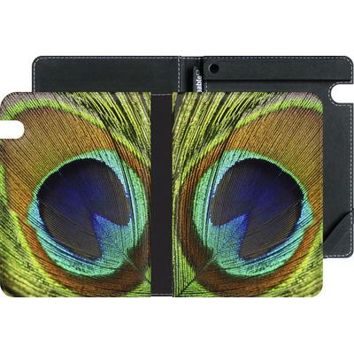 Amazon Kindle Voyage eBook Reader Huelle - Peacock von Mark Ashkenazi