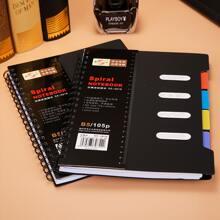1pc Spiral Notebook