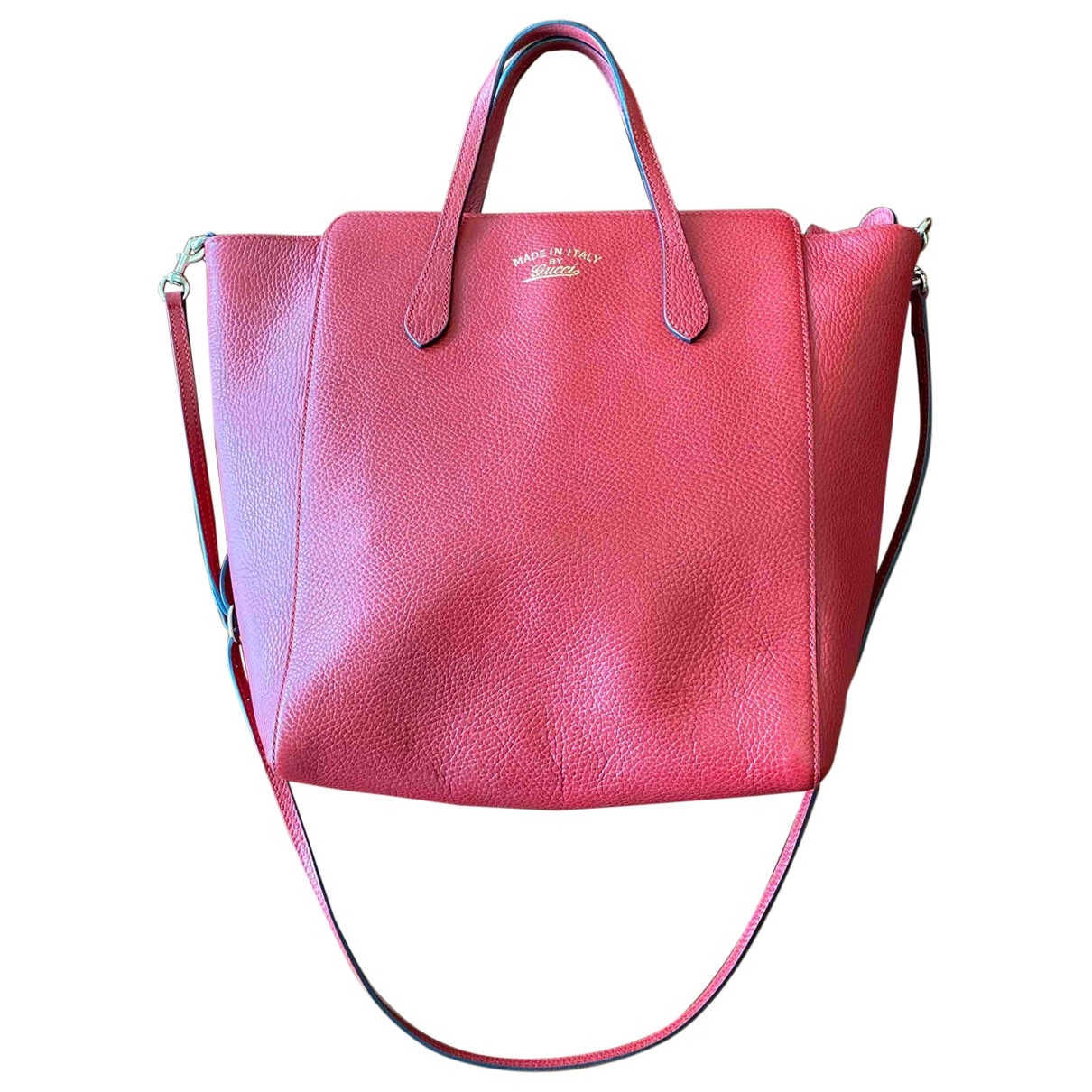 Gucci Swing Red Patent leather handbag for Women \N