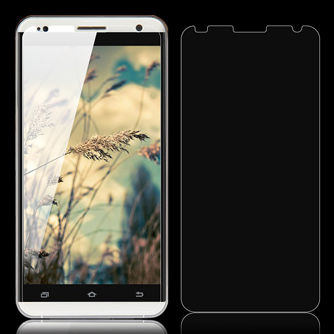 Soft Explosion-proof Protective Screen Protector Premium Protective Film for VKWORLD VK700X Smartphone - Transparent