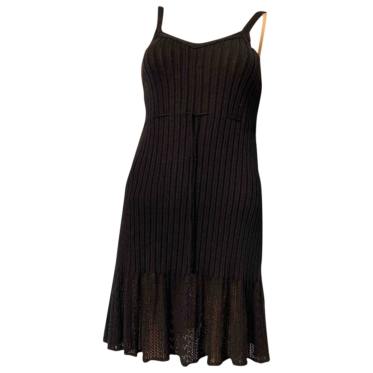 Vestido de Lana Blumarine