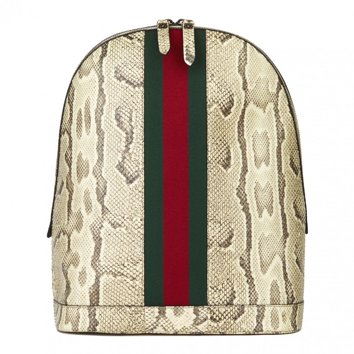 Gucci \N Python backpack for Women \N