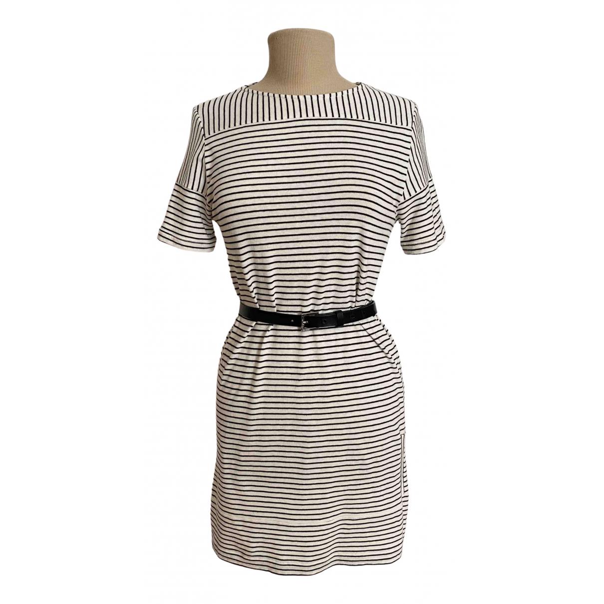 Apc \N Kleid in Baumwolle
