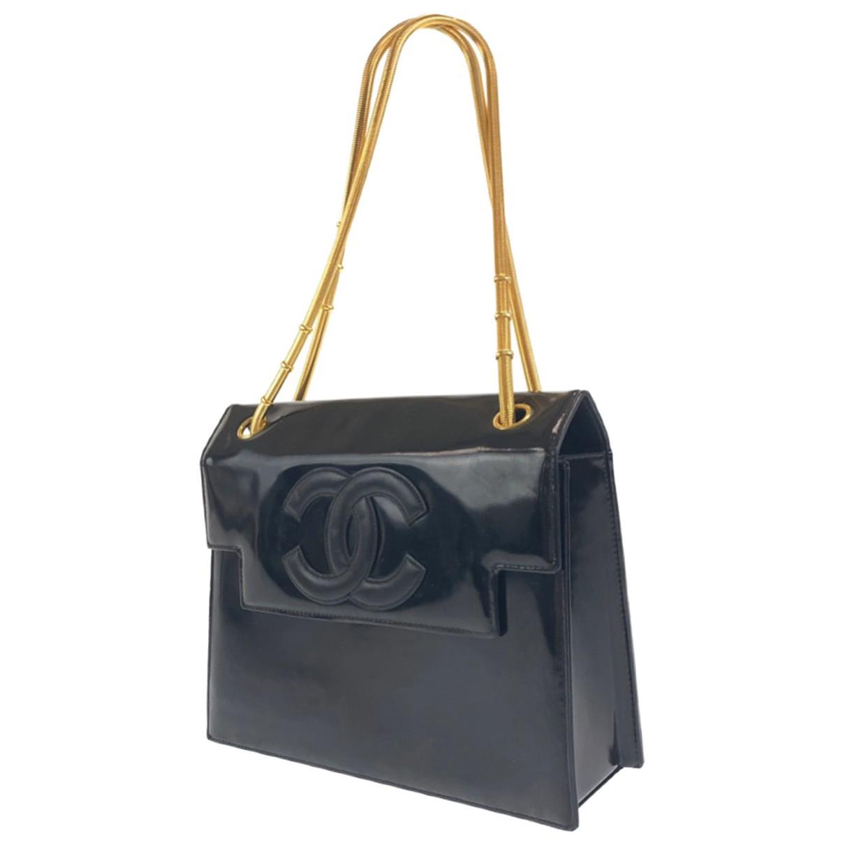 Bolso de Charol Chanel