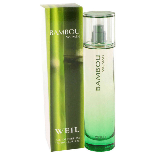 Weil - Bambou : Eau de Parfum Spray 3.4 Oz / 100 ml