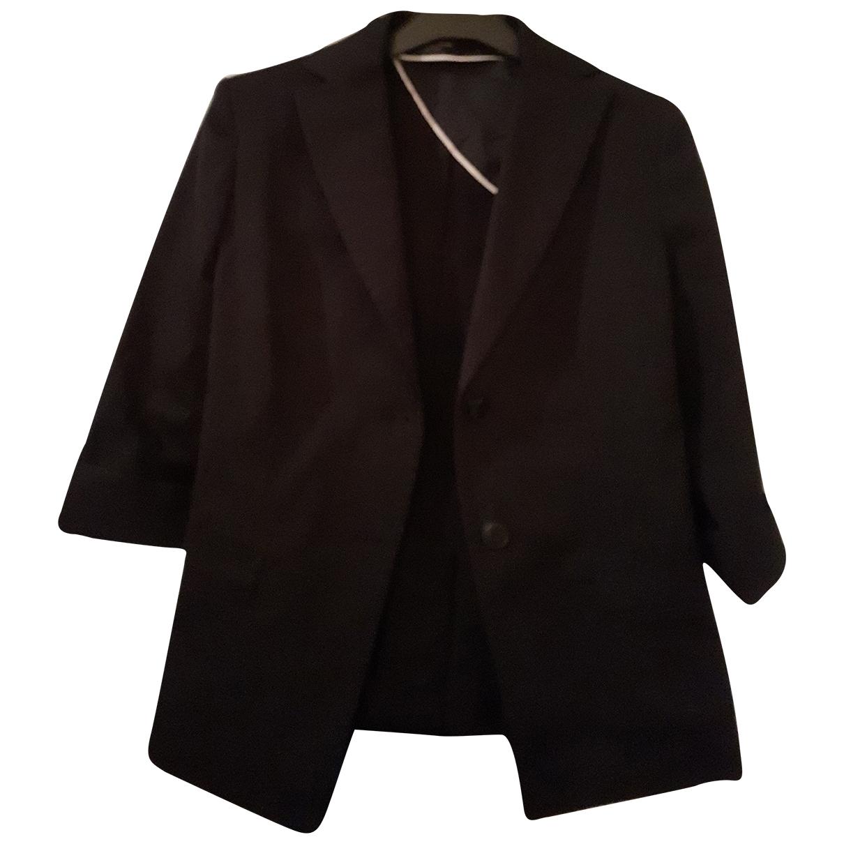 Max Mara Weekend \N Navy Cotton jacket for Women 36 FR