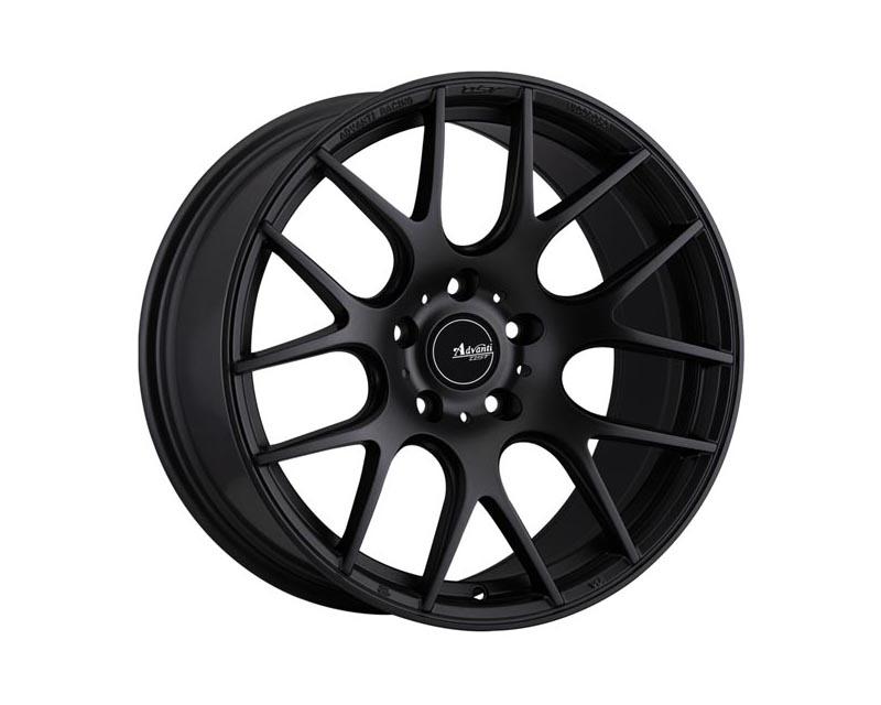 Advanti Racing Vigoroso V1 Wheel 18x8.5 5x114.3 35 DGMTXX Matte Graphite