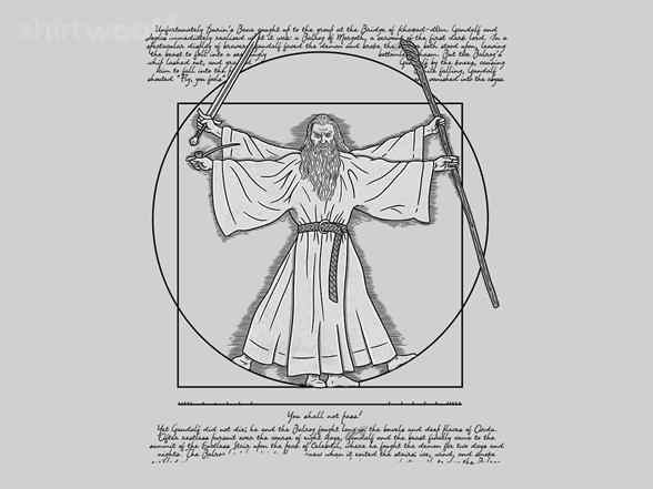 The Valarian Man T Shirt